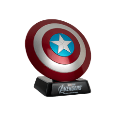 Captain America Shield: Marvel Museum Replica Hero Collector - 2