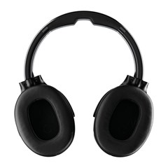 Skullcandy Venue Black Active Noise Cancelling Bluetooth Headphones - 4