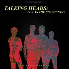 Live in the Big Country: Live Radio Broadcast - 1