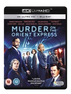 Murder On the Orient Express - 1