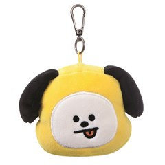 Chimmy: BT21 Plush Keyring - 1