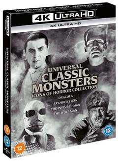 Universal Classic Monsters: Icons of Horror Collection - 2