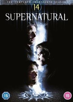 Supernatural: The Complete Fourteenth Season - 1