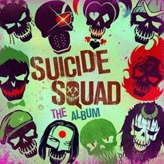 Suicide Squad: The Album - 1