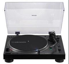 Audio Technica AT-LP120XBT Black Bluetooth Turntable - 2
