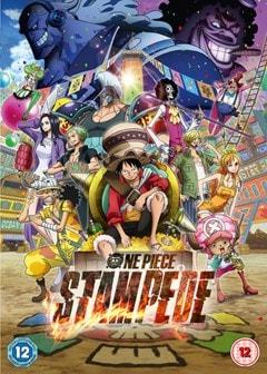 One Piece: Stampede - 1