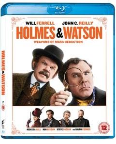 Holmes and Watson - 2