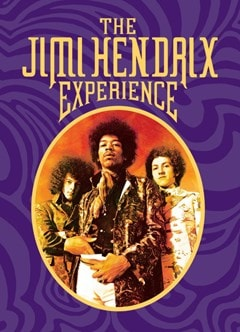 The Jimi Hendrix Experience - 1