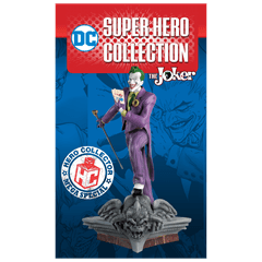 Joker on Roof: DC Mega Figurine: Hero Collector - 6