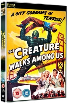 The Creature Walks Among Us - 2