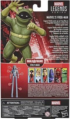 Frog-Man: Hasbro Marvel Legends Action Figure - 8
