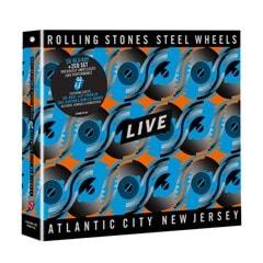 Steel Wheels Live - Atlantic City, New Jersey - 2CD + Blu-ray - 1