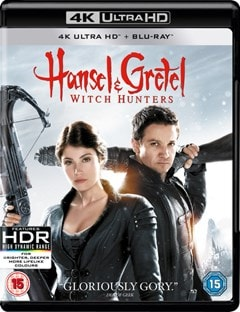 Hansel and Gretel: Witch Hunters - 1
