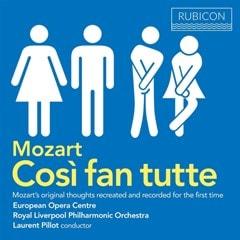 Mozart: Cosi Fan Tutte - 1