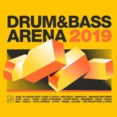 Drum & Bass Arena 2019 - 1