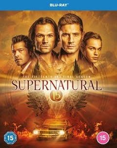Supernatural: The Complete Fifteenth Season - 1