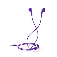 Mixx Audio Tribute Purple Earphones - 1