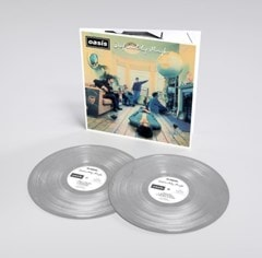 Definitely Maybe: 25th Anniversary Limited Edition Silver Vinyl - 1
