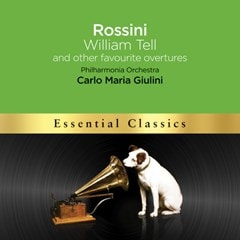 Rossini: William Tell and Other Favourite Overtures - 1