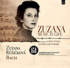 Zuzana: Music Is Life: A Story of Love, Tyranny and Triumph - 1