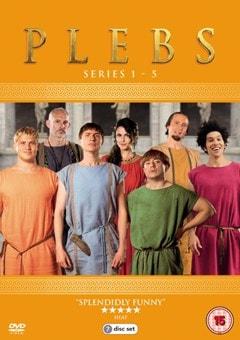 Plebs: Series 1 - 5 - 1