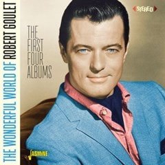 The Wonderful World of Robert Goulet: The First Four Albums - 1