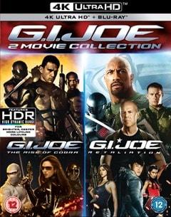 G.I. Joe: The Rise of Cobra/G.I. Joe: Retaliation - 1
