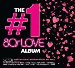 The #1 80s Love Album - 1