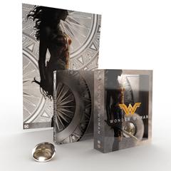 Wonder Woman Titans of Cult Limited Edition 4K Steelbook - 3