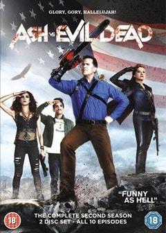 Ash Vs Evil Dead: The Complete Second Season - 1