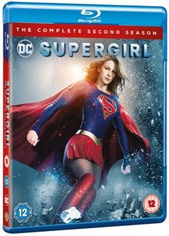Supergirl: The Complete Second Season - 2