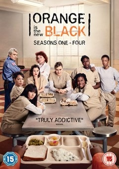 Orange Is the New Black: Seasons 1-4 - 1
