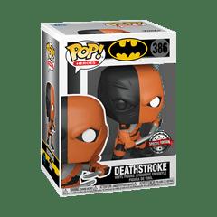 Deathstroke (386): DC Comics (hmv Exclusive) Pop Vinyl - 2