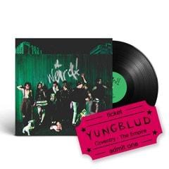 Yungblud - Weird! - Nighttime LP & Coventry Empire e-Ticket - 1