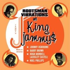 Rootsman Vibrations at King Jammys - 1