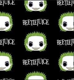Beetlejuice Dante's Inferno Loungefly Card Holder - 5