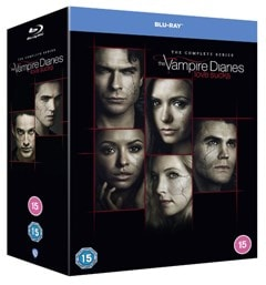 The Vampire Diaries: The Complete Series - 2