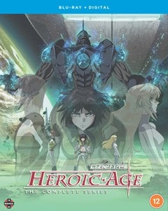 Heroic Age: The Complete Series - 1