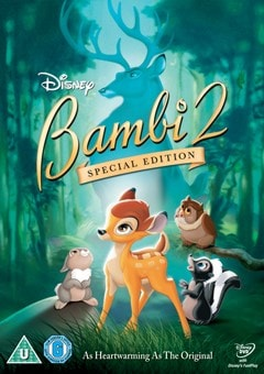 Bambi 2 - The Great Prince of the Forest - 1
