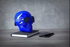 Jarre AeroSkull XS+ Glossy Blue Bluetooth Speaker - 2