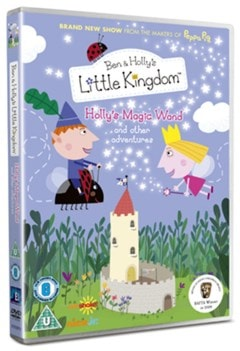 Ben and Holly's Little Kingdom: Holly's Magic Wand and Other... - 1