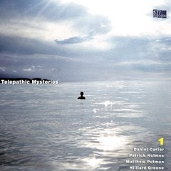 Telepathic Mysteries - Volume 1 - 1