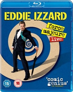 Eddie Izzard: Force Majeure - Live - 1