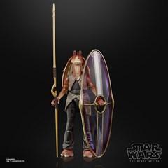Jar Jar Binks: Deluxe: The Black Series: Star Wars Action Figure - 5