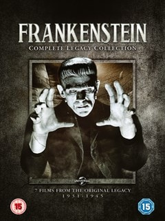 Frankenstein: Complete Legacy Collection - 1