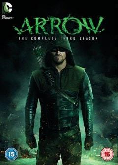 Arrow: The Complete Third Season - 1
