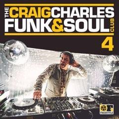 The Craig Charles Funk & Soul Club - Volume 4 - 1