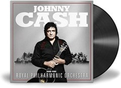 Johnny Cash and the Royal Philharmonic Orchestra - 1