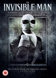 The Invisible Man: Complete Legacy Collection - 1