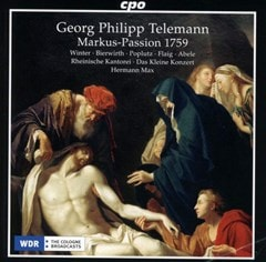 Georg Philipp Telemann: Markus-Passion 1759 - 1